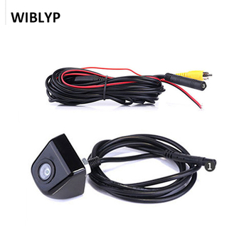 CCD Car Rear View Camera Wide Angle Back Up Waterproof Parking Camera HD with IR LED Nigh Vision for Universal  Vehicle Monitor
