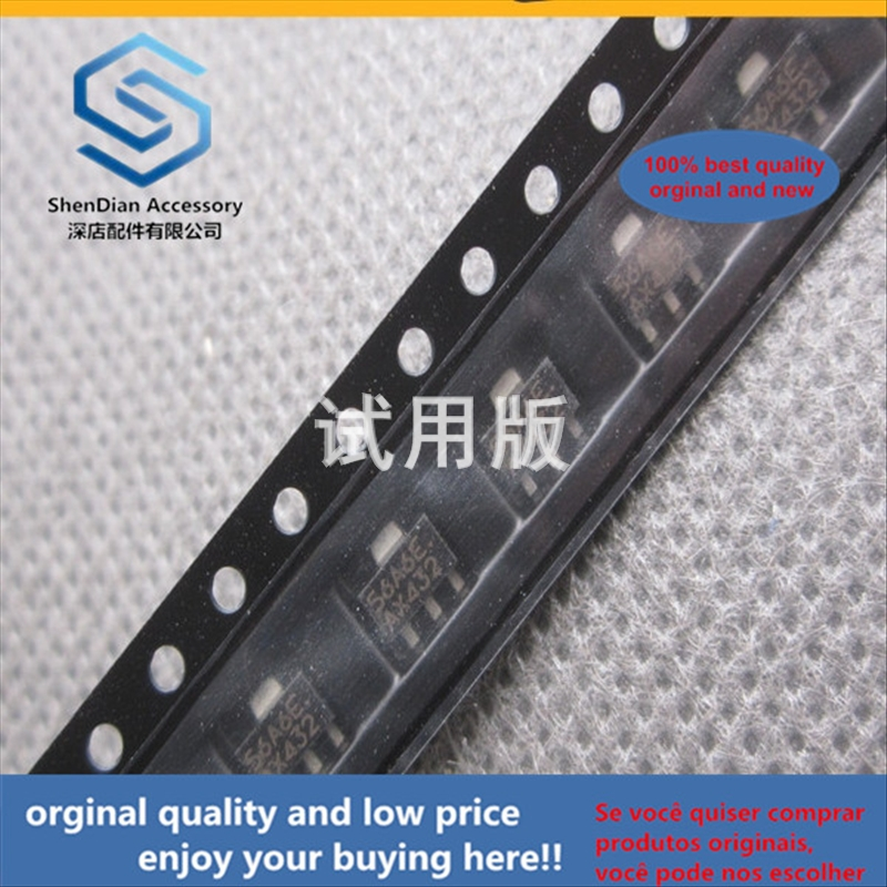 50pcs 100% Orginal New Best Quality SMD Transistor AX432 CJ432 TL432 432 Transistor SOT89 Low Voltage Regulator
