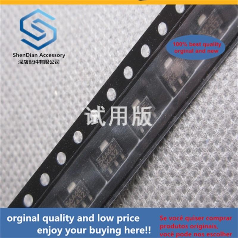 50pcs 100% Orginal New Best Quality SMD Transistor AX432 CJ432 TL432 432 Transistor SOT89 Low Voltage Regulator
