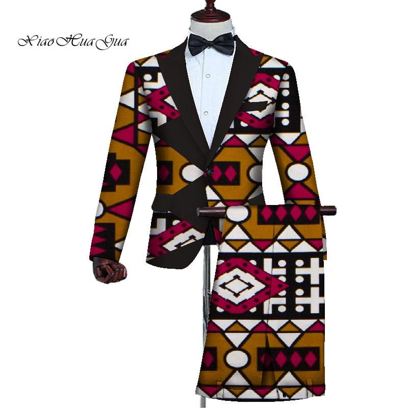 masculinos conjunto africano do homem do casamento
