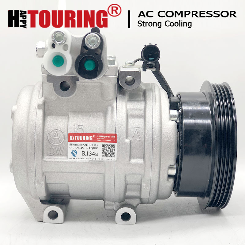 NEW A//C Compressor Electronic CONTROL VALVE for Kia Sorento 2011-2017 V6 Engine