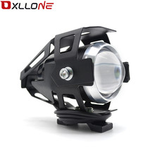 العالمي 12 فولت دراجة نارية معدنية LED الضوء الخلفي القيادة بقعة الذيل مصباح الضباب الخفيف لكاواساكي النينجا H2R ZX 6R ZX 6R الوحش الطاقة