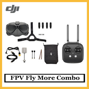 DJI Remote-Controller Goggles Air-Units FPV Fly-More-Combo In-Stock Include Original