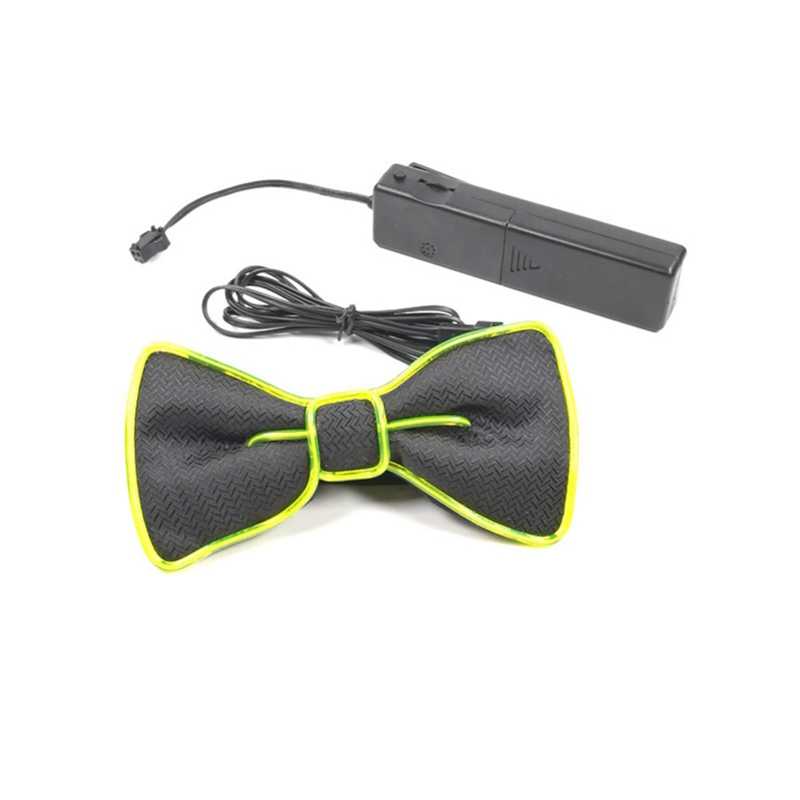 Glowing LED Bow Tie 9