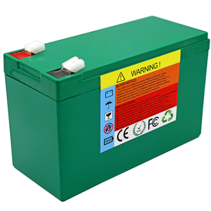Image 4 - 12V 12Ah 20Ah 18650 li ion battery pack 3S 12.6V for Sprayer Appliance Uninterrupted Power Supply With 20A Balanced BMS+ Charger