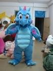 Halloween Blue Drago...