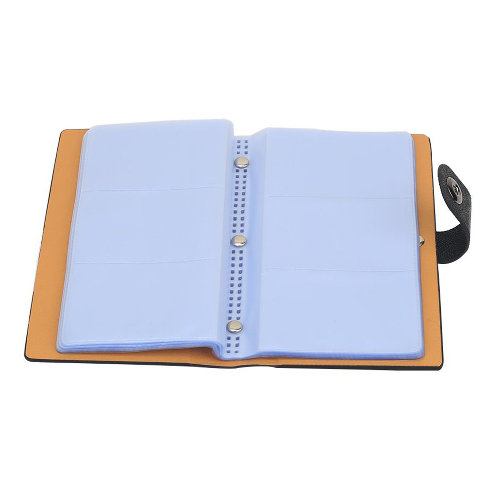Business Card Books Business Card Holders With Magnetic Closure For Organizing Cards Journal Business Card Organizer Name Card