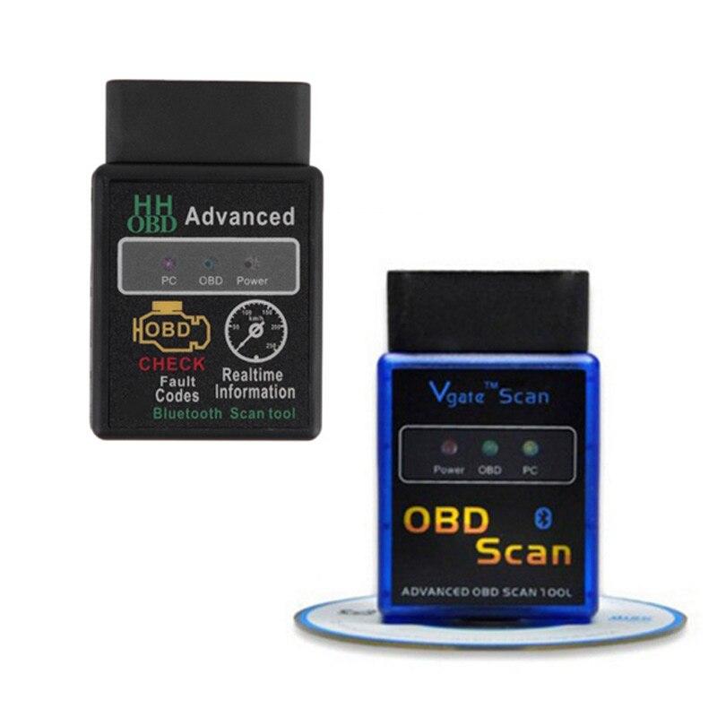 Car Diagnostic Scanner Twolacking ELM327 V2.1 OBD Scan Tool Code Reader Adapter Check Bluetooth Car Scanner Auto Diagnostic