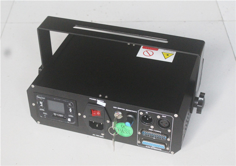 H3c87e732df6a4343a58b5d2344d1bd23b - 500mw RGB animation analog modulation laser light show /DMX,ILDA laser/disco light /stage laser projector