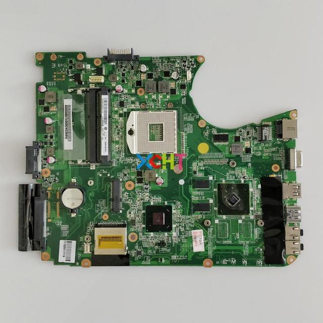 Per Toshiba Satellite L750 L755 A000080140 DABLBDMB8E0 w N12M GE B B1 HM65 DDR3 Scheda Madre Del Computer Portatile Mainboard Testato