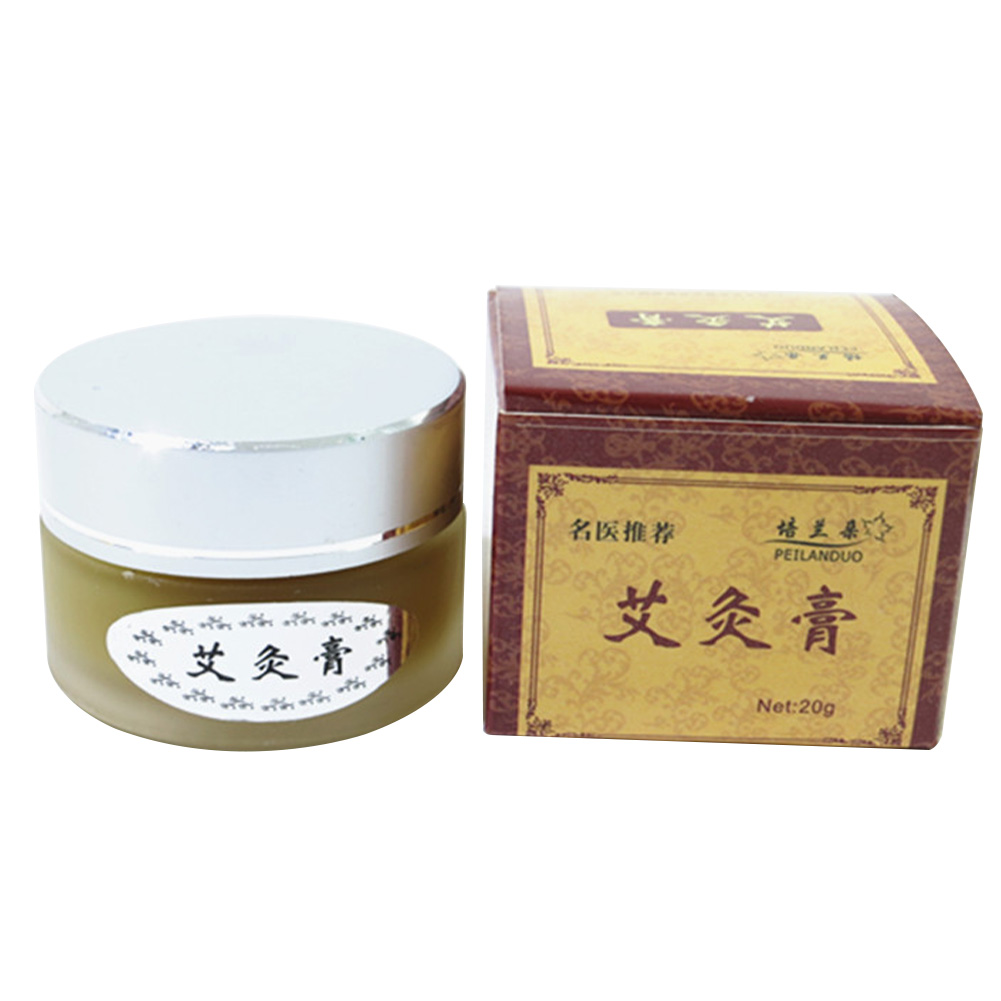 Relief Arthritis Skin Care Balm Herbal Moxa Home Massage Oil Repair Back Pain Neck Scrapping Mugwort Moxibustion Cream Essential