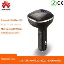 Huawei e8377s 153 4g carfi dongle plus антенна Автомобильный