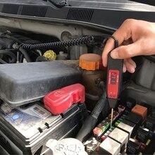 Multifunctional Car Digital LCD Electric 5-36V Voltage Test Pen Probe Detector Tester LED Light