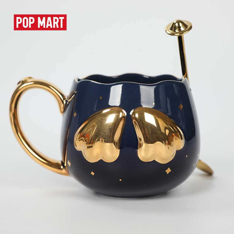 POPMART Pucky keramik tasse schlafen babys als schönes geschenk freies verschiffen