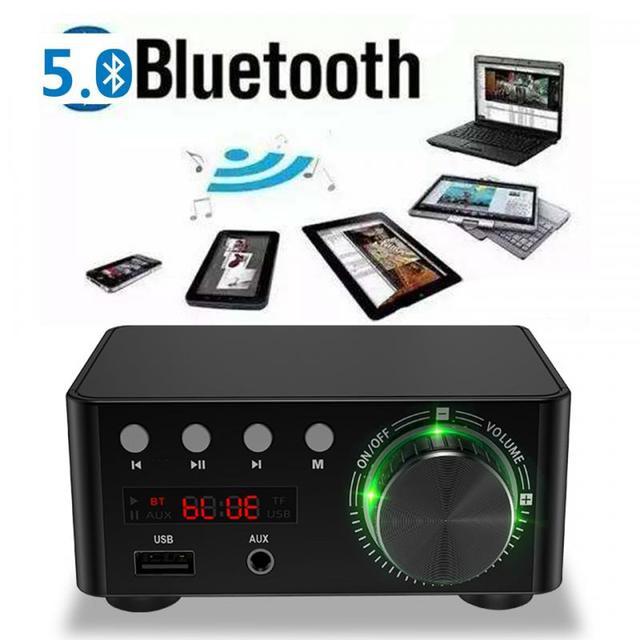 Digital Power Audio Amplifier board 1
