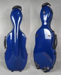 Rare model,Nice adjustable hard glass fiber Viola case for viola 15-17 inch