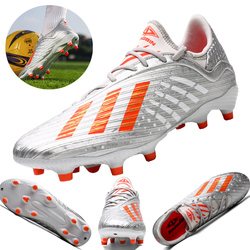 2021 New Arrive FG Football Boots Comfortable Soft Breathable Soccer Cleats Academy Artificial Grass Outdoor Sport Shoes