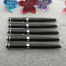Personalized gift favors for Graduation memorial nice writing pens classmates 50pcs custom with your graduation wish text