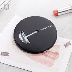 Image 4 - Youpin ジョーダン & ジュディ化粧鏡 led 蛍光ランプ折りたたみポータブル補助光ドレッシングミラー