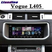 Para Land Rover para Range Rover Vogue L405 2012 ~ 2019 Liandlee coche reproductor Multimedia NAVI CarPlay Radio navegación GPS de pantalla