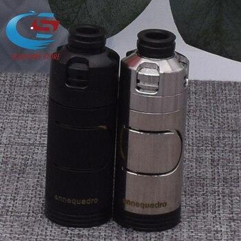 New vape mods Hellfire v6 v2 armor mods engine rda 22mm diameter compatible 316ssl mechanical mod with 18350 battery E cigarette sleaford mods nottingham