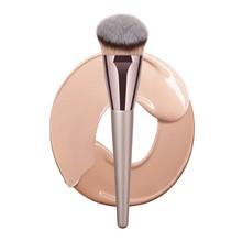 1pc Single Face Makeup Brush Powder Foundation Blush Makeup Brush Beauty Cosmetic Tool pro retractable soft makeup blush brush powder cosmetic adjustable face powder brush kabuki brush top quality