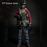 For Collection 1/6 Male Solider DEA SRT Special Response Team AGENT EL PASO 78063 Full Set Action Figure Doll for Fans Gifts
