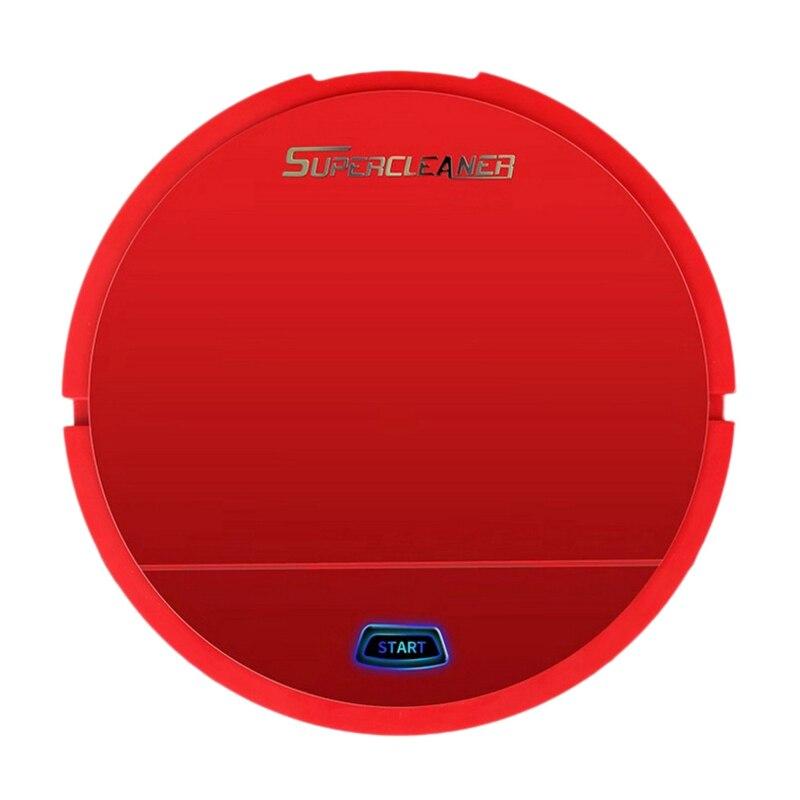 SANQ Robot Vacuum Cleaner Wet Cleaner Sweeper Dust Dry Robot And Floor Robot Smart Vacuum Automatic Smart Sweeper Battery Editio