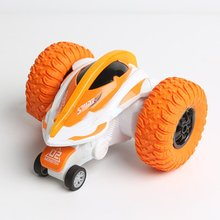 Children  RC Car 2.4G Stunt Drift Deformation Buggy Car Rock Crawler Roll Car 360 Degree Flip Kids  Robot  RC  Car Toys