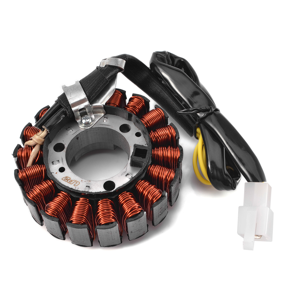 Motorcycle Coil Ignition Stator Magnet For Honda NSS250 Forza 250 MF06 1997-2003 NSS250 Reflex Jazz 2001 2002 2003
