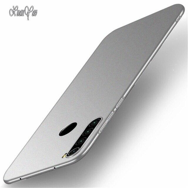XUANYAO étui Ralme 3 5 X2 X50 Pro étui mince mat couverture pour OPPO Realme X50 X2 3 5 Pro X Lite XT C1 étui givré dur couverture arrière