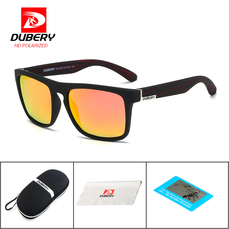 Men's' Sports Polarized Driving Sunglasses Outdoor Riding Fishing Goggles