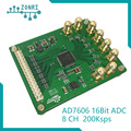 Ad7606 сбор данных | синхронный модуль выборки 16 бит/200 кспс ADC модуль внешний Бенчмарк