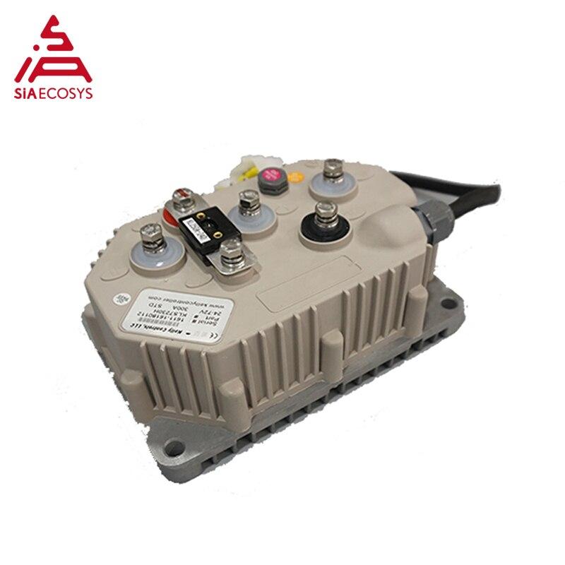 Келли KLS-H серии бесщеточный контроллер, KLS6030H, 24в-60в, 350А, синусоидальный бесщеточный контроллер двигателя