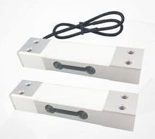 цена на High-precision parallel beam single-point load cell electronic scale accessories small-range pressure gravity sensor