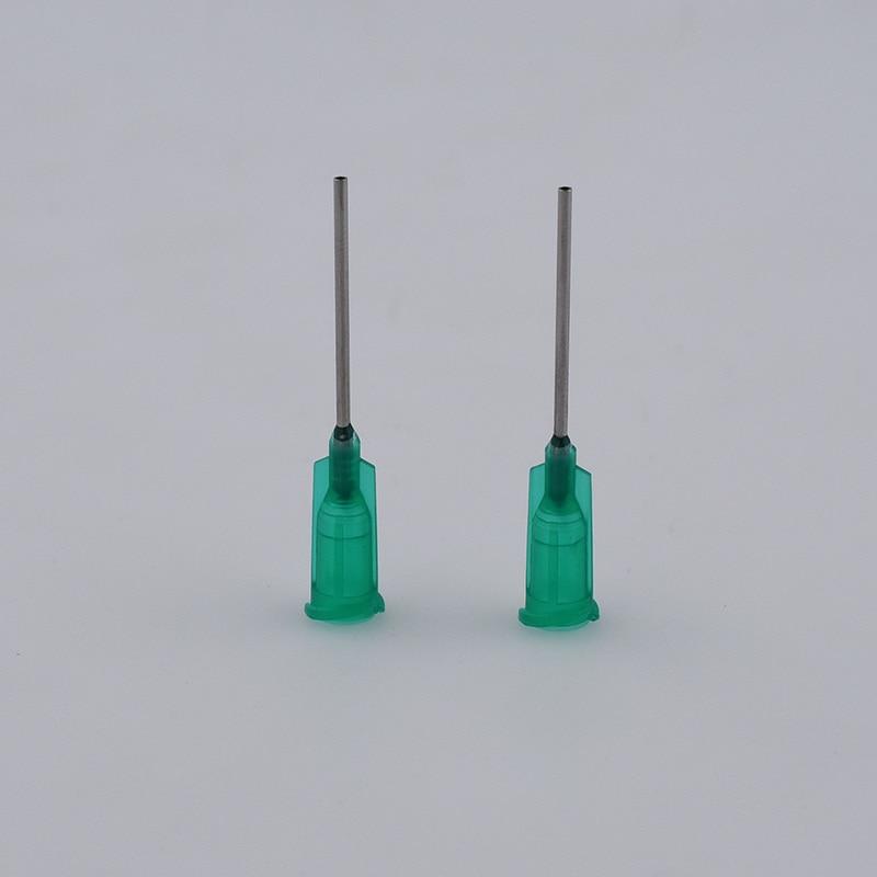 """18 G 1 colio vamzdelio ilgio tikslūs """"Blunt S.S"""" dozavimo - Elektrinių įrankių priedai - Nuotrauka 2"""