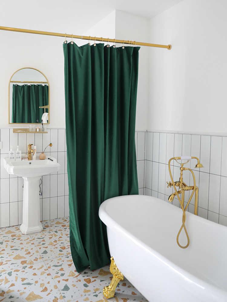 Shower Curtain Free Punching Tarpaulin