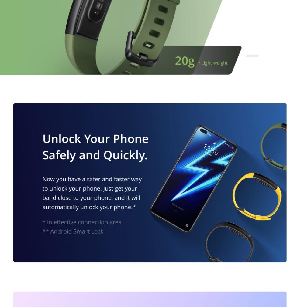 Realme Band Smart Fitness Partner