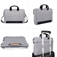 For MacBook Pro 16 Inch Portable Laptop Bag Shoulder Bag Laptop Dustproof Bag Notebook Protective Case(internal 15.6 inch) 2019 Laptop Bags & Cases Computer & Office -