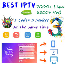 World IPTV Subscription Android tv box European Sweden Arabi