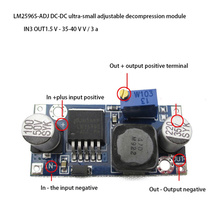 Switching-Regulator LM2596S-ADJ Adjustable DC-DC