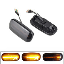 2 pieces Dynamic Side Marker Led Turn Signal Sequential Blinker Light For Audi A3 S3 8P A4 S4 RS4 B6 B7 B8 A6 S6 RS6 C5 C7 led flowing rear view dynamic sequential mirror turn water signal light for audi a3 a4 b8 b8 5 a5 8w a6 c7 rs6 s6 4g c7 5 q5 q7