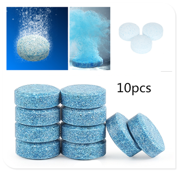 The New Auto Accessories 10PCS = 40L car windshield cleaner for Peugeot 308 508 2008 3008 4008 6008 301 206 307 406 407 207 image