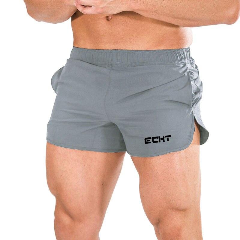 New Men's  Fitness Breathable Beach Shorts Men Quick Dry Shorts Thin Casual Shorts Gyms Joggers Shorts Summer Beach Shorts