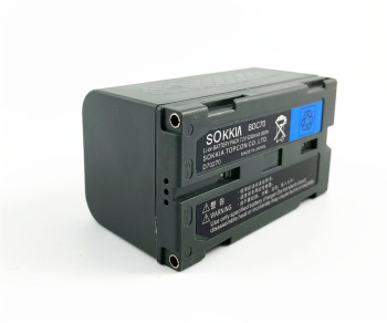 BRAND NEW SOKKIA TOPCON BDC70 Li-ion battery Compatible FOR sokkia topcon Total Station GPS surveying instrument 7.2V 5240mAh