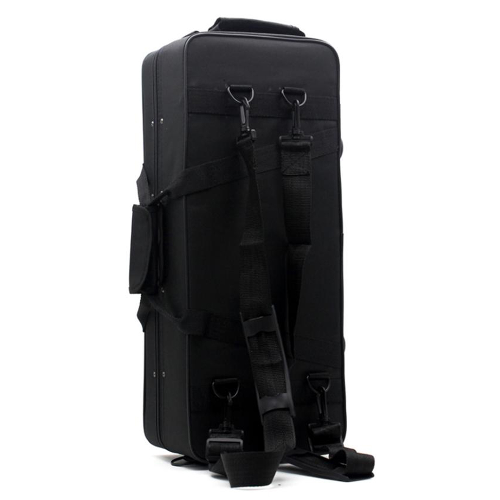Excellent Trumpet Bag Case Oxford Cloth Waterproof Surface And Soft Internal Music Instrument Part Black