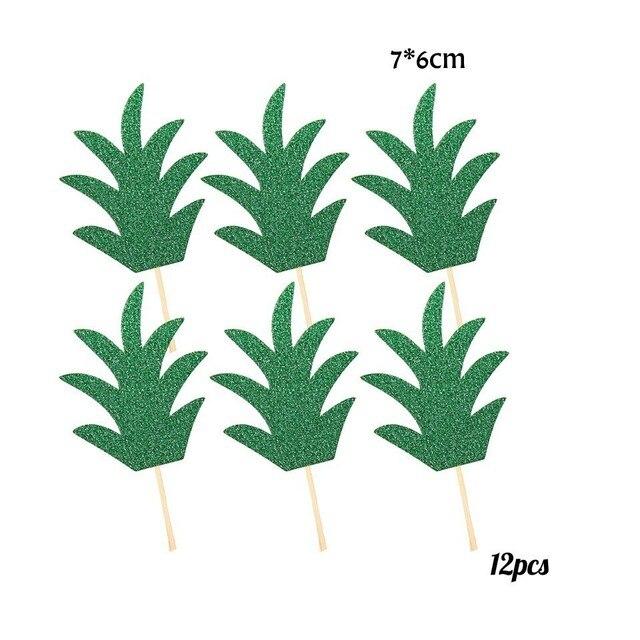 12pcs Green grass