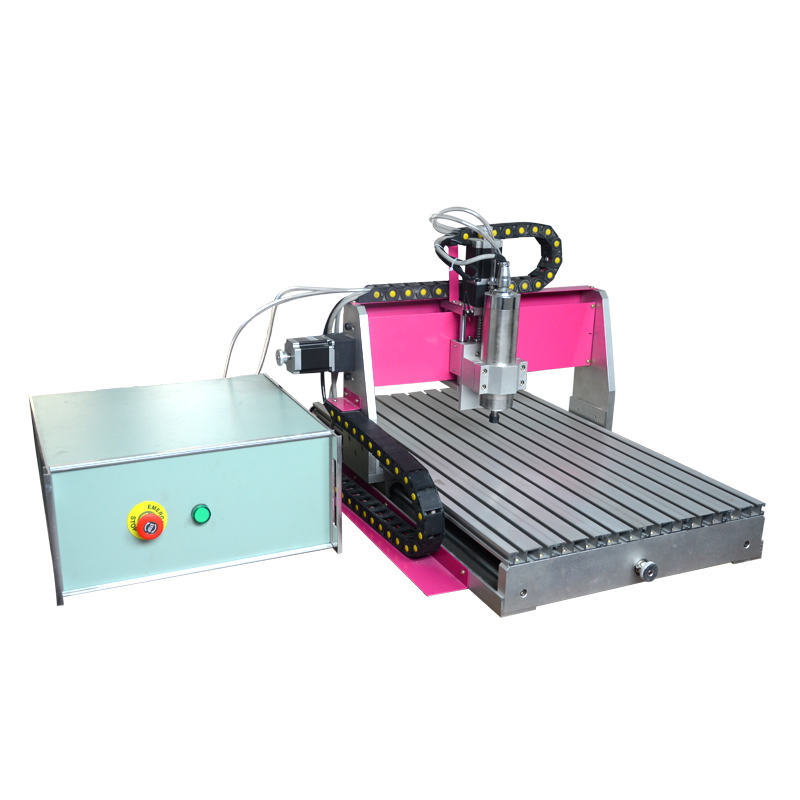 CNC <font><b>4060</b></font> <font><b>Laser</b></font> Engraver Wood Router Machine CNC DIY Engraving Machine For Wood PCB PVC Mini Engraver CNC 460 image