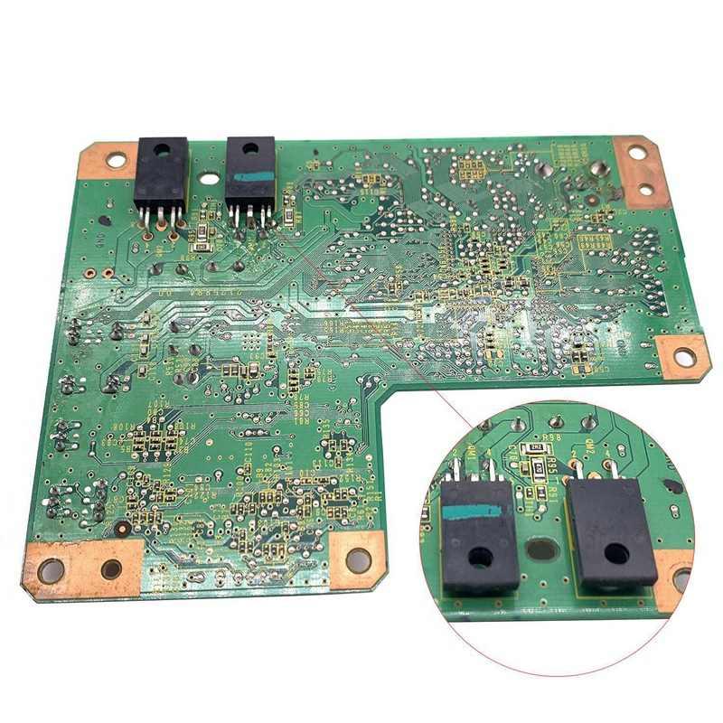 Printer Papan Utama PCA ASSY Formatter Papan Logika Mainboard untuk Epson L800 L801