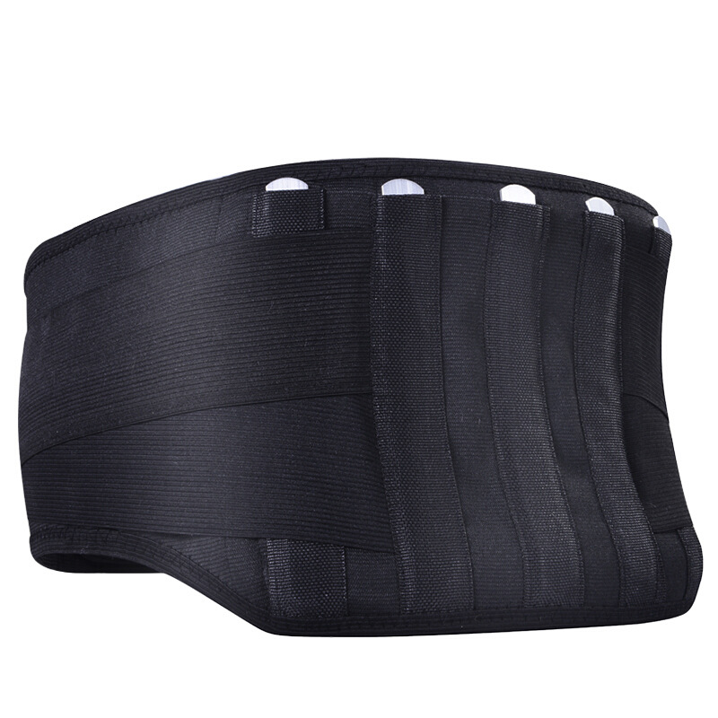 Tourmaline Self Heating Waist Supporter Steel Plate Breathable Widened Magnet Therapy Warm Girdle Lumbar Disc Slipped Disc